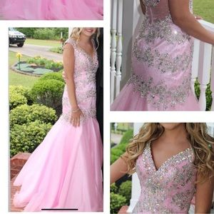 Pink Prom/Homecoming Dress